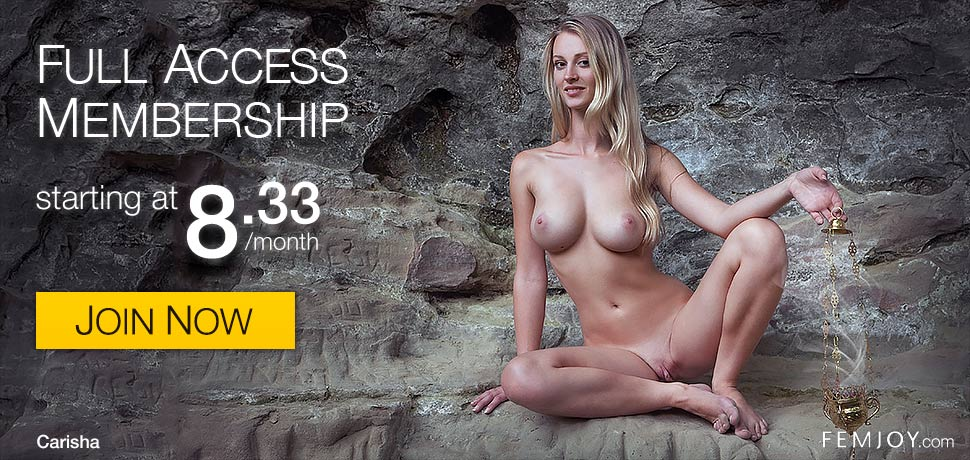 FEMJOY - Pure Nude Art