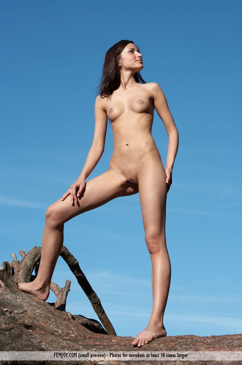 Are Femjoy marie naked