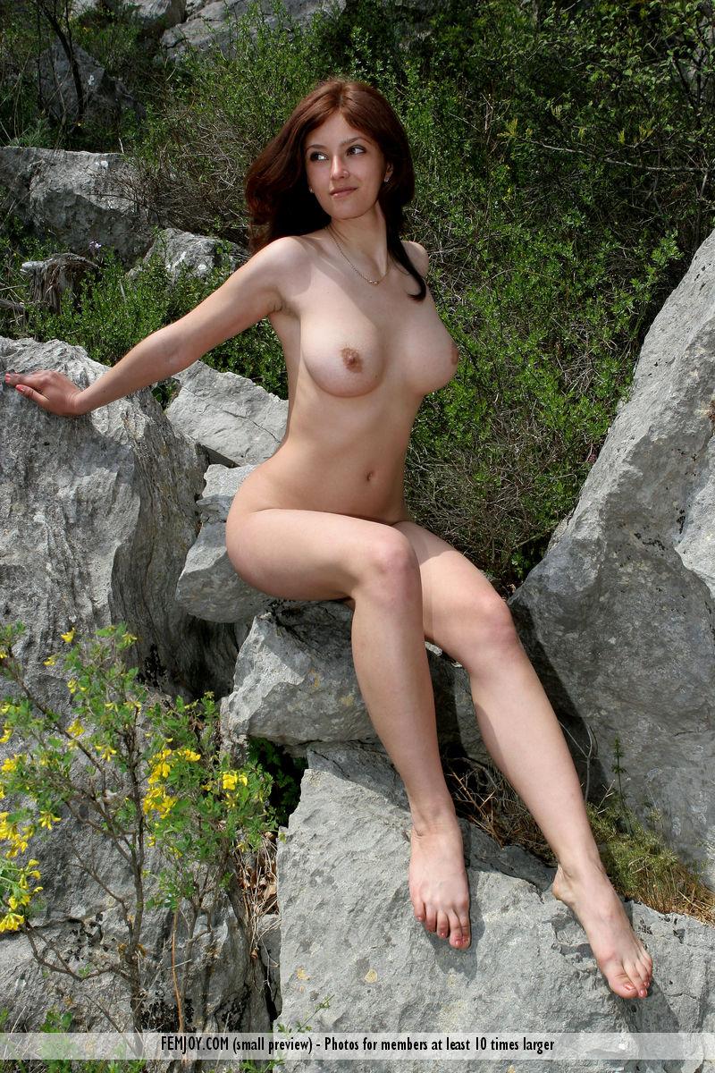 New femjoy ornella nude