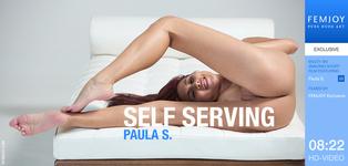 femjoy.com - FREE VIDEO -  Paula S. - Self Serving