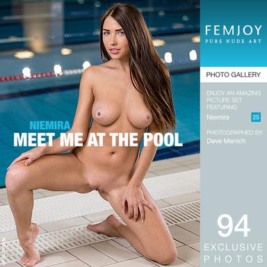 Meet Me At The Pool