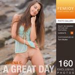femjoy.com - FREE GALLERY - Lorena G. - A Great Day
